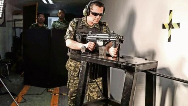 El ejército se reinventa y crea armas poderosas