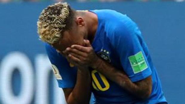 [World Cup 2018 PUBLISHED] El llanto desconsolado de Neymar