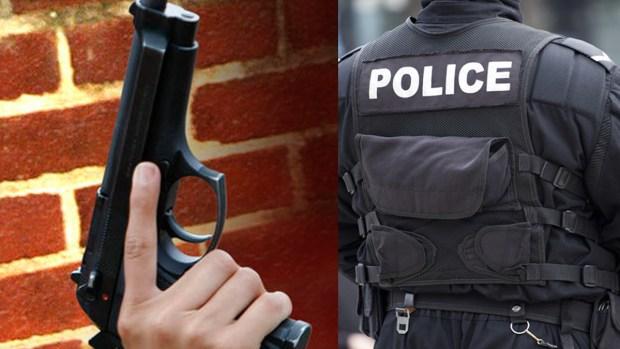Los estados donde más matan policías en EUU