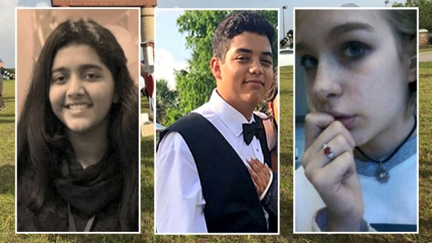 Los rostros de las victimas del mortal tiroteo en Texas
