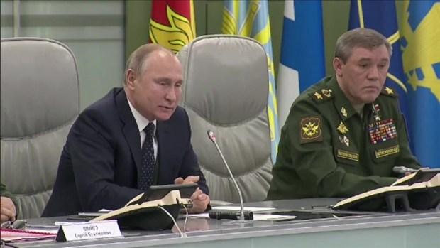 [TLMD - LV] Rusia pone a prueba su nuevo misil hipersónico