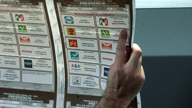 Candidatos para senadores de Baja California