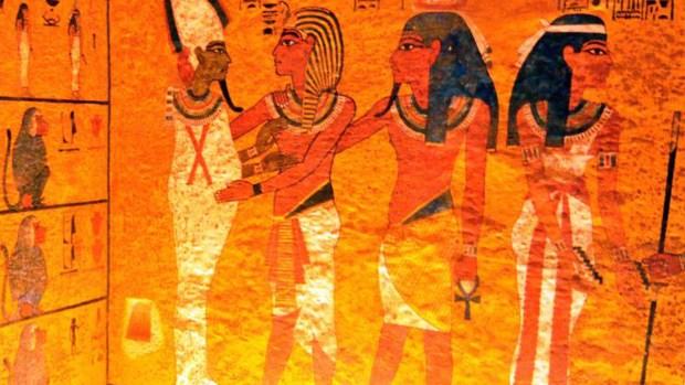 Reabren la tumba de Tutankamón
