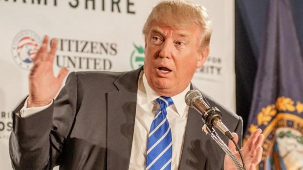 NBC pone fin a su relación con Donald Trump
