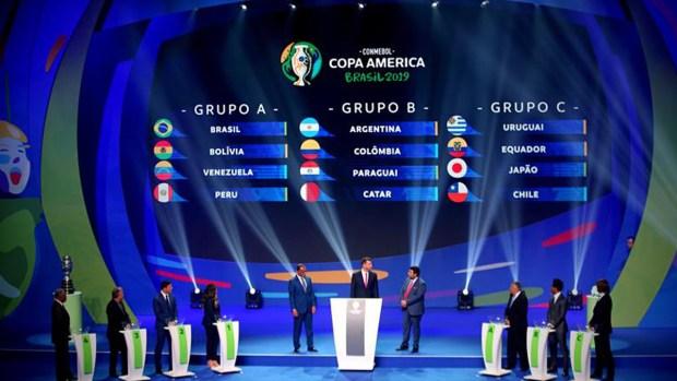 Copa América: Brasil sonríe, Argentina y Uruguay no