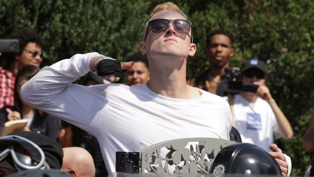 Supremacistas blancos se manifestarán este domingo
