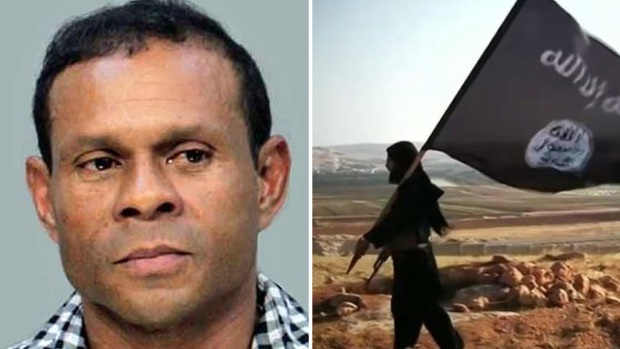 Dura condena a hispano fanático de ISIS por plan terrorista