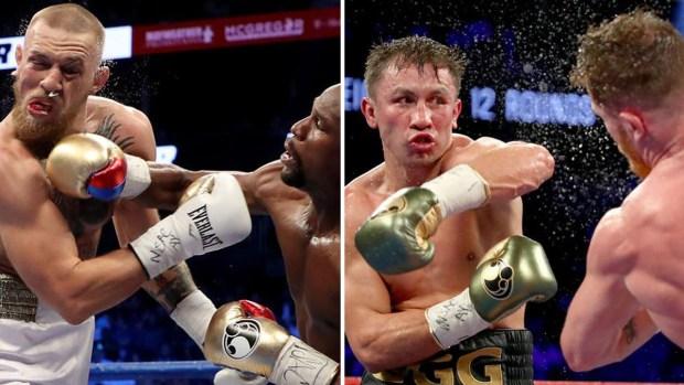 Los mejores puñetazos del 2017 en boxeo