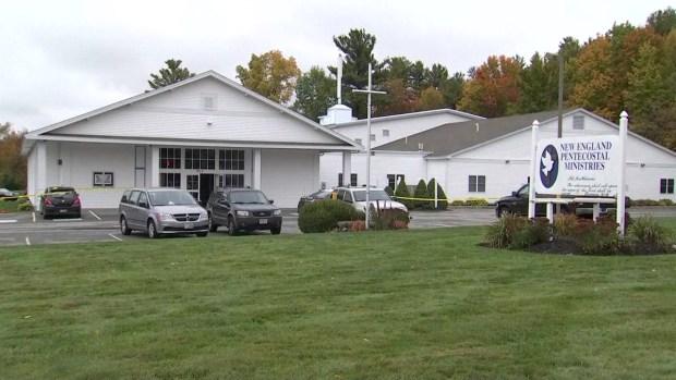 Dos heridos tras tiroteo durante boda en iglesia