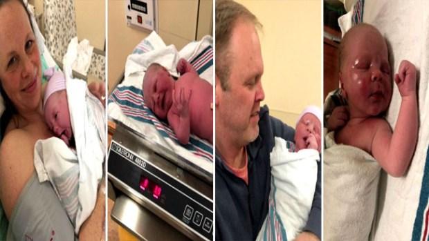 Suman 14 hijos con el recién nacido, ¿será el último? El padre responde