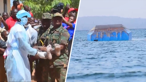 Horror en el lago: naufragio siembra muerte y dolor