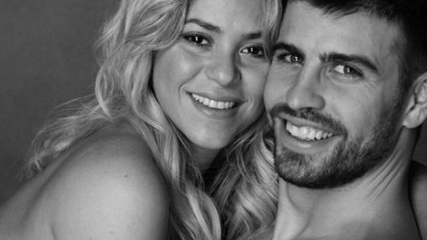 Video: La foto más feliz de Shakira y Piqué