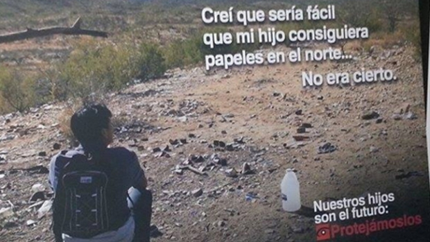 Video: $1 millón para desalentar cruce ilegal