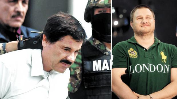 "Video: ""Chapo"" y ""La Barbie"", huelga de hambre"