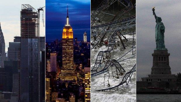 Galería: Lo que Sandy se llevó de NY
