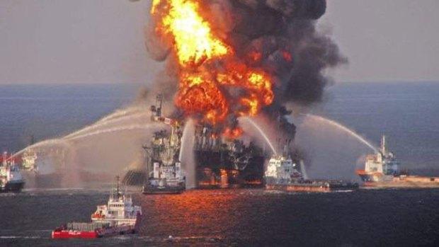 Galería: BP pagará multa récord