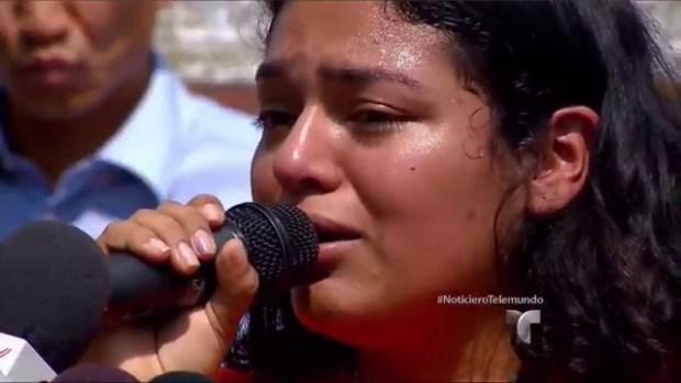 Video: Huelga de hambre por niños migrantes