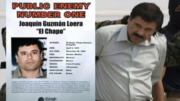 Video: Guzmán pide amparo contra extradición