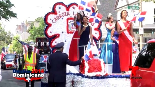 Video: Así fue el Desfile Dominicano de Boston