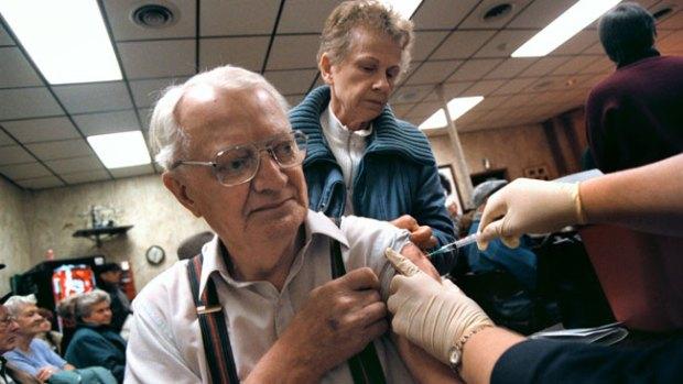 Video: Gripe en EEUU ya es epidemia