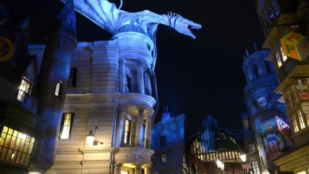 Video: Harry Potter llega a Universal en Orlando