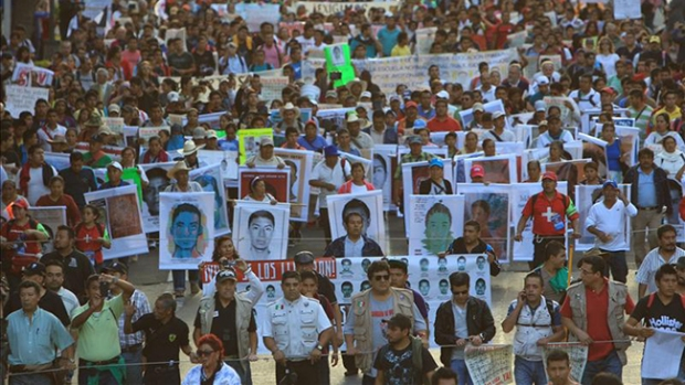 Video: EEUU ofrece ayuda en caso de Iguala