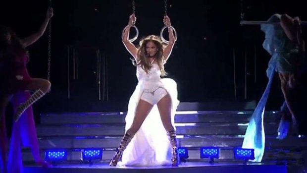 """Video: J.Lo estrena la canción """"Live It Up"""""""