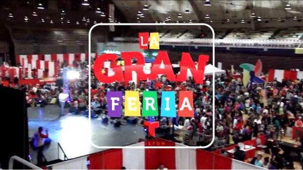 Video: La Gran Feria de Telemundo: 21 de Sep.