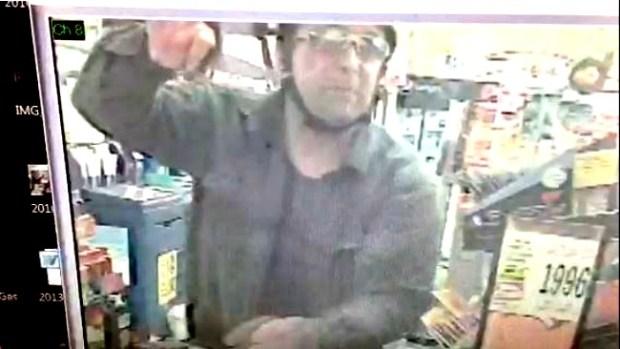 Video: Capturado asaltante de tienda en Lowell