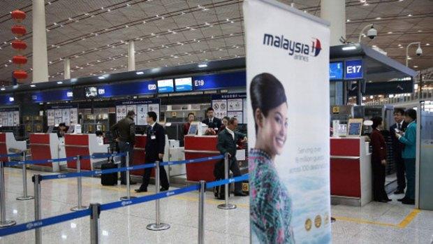 Video: Avión perdido: examinan pasaportes