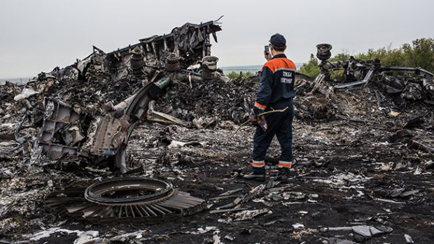 "Video: Malaysia MH17: ""Una tragedia global"""