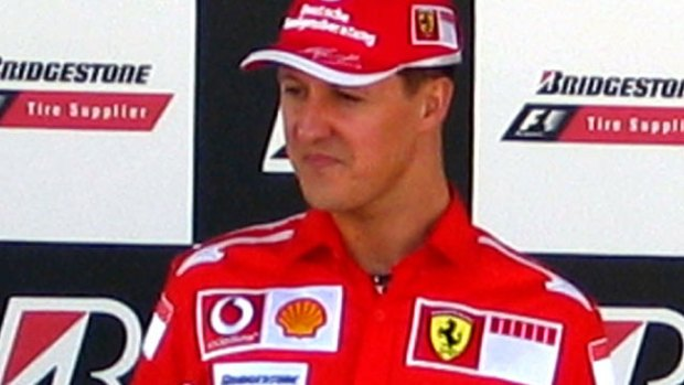 Video: Michael Schumacher sale del hospital