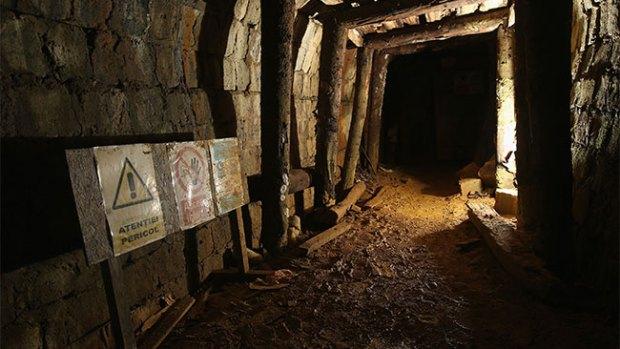 Video: Nicaragua: Tratan de rescatar a mineros