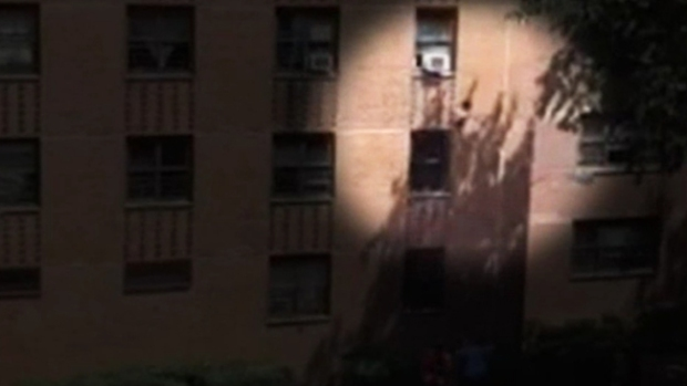 Video: ¡Atrapada salva vida!