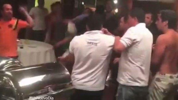Video: Manolo Cardona aclara su pelea en Brasil