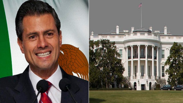 Video: Peña Nieto a la Casa Blanca