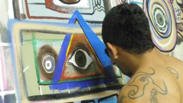 """Galería: Daños al Picasso, """"acto de resistencia social"""""""