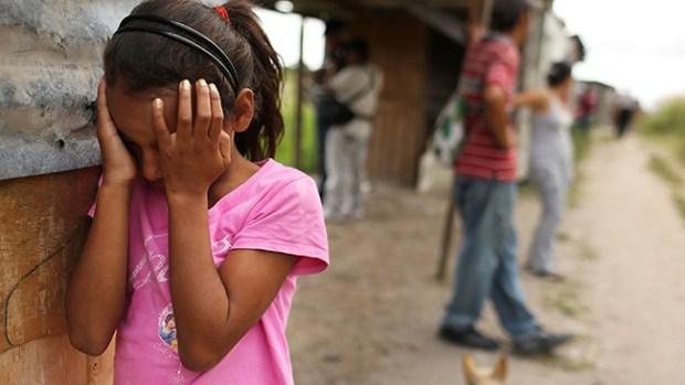 Video: Rescatan a 54 niños víctimas de crueldad