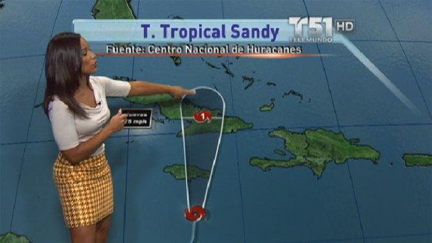 Video: Cuba y Jamaica en alerta