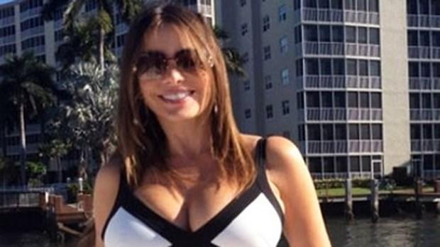 Video: La foto oficial de Sofía Vergara y su novio