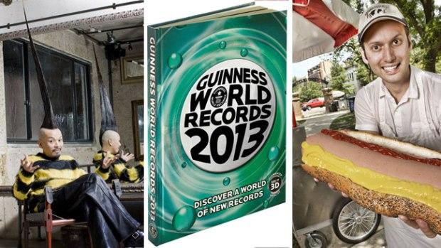 Fotos: Récords insólitos de Guinness