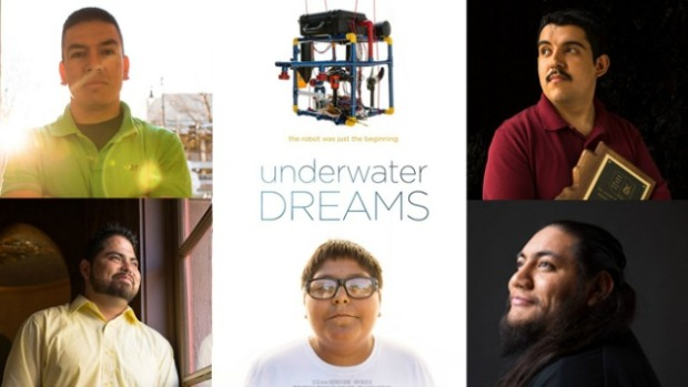 Video: Underwater Dreams: triunfo de migrantes
