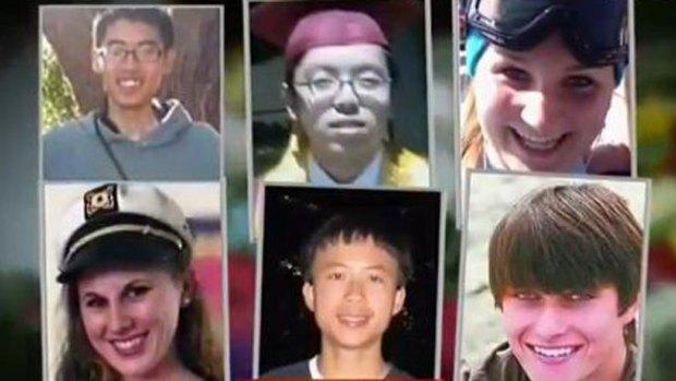 Video: Las víctimas del tiroteo de California