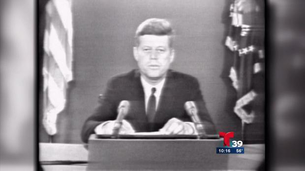 Video: Kennedy y la crisis de los misiles