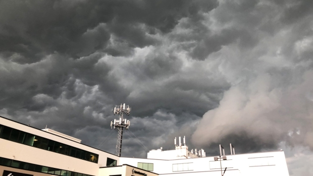 Imágenes de la tormenta en Nueva Inglaterra
