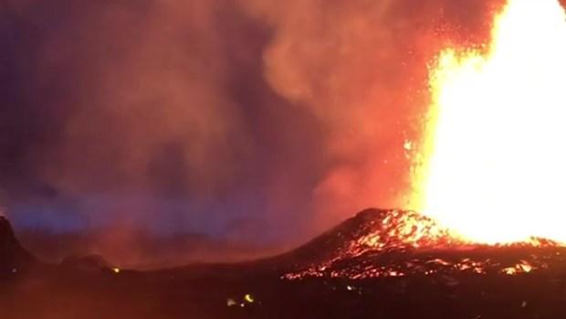 [TLMD - MIA] Aparece tornado de fuego en Hawái