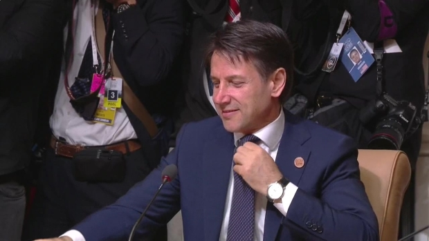 [TLMD - MIA] Trump se muestra cordial en la cumbre G7