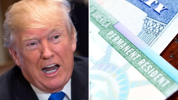Lotería de visas: lo que dice Trump y la realidad del programa