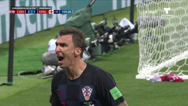 [World Cup 2018 PUBLISHED] ¡Golazo! Mandžukić pone a Croacia en la final