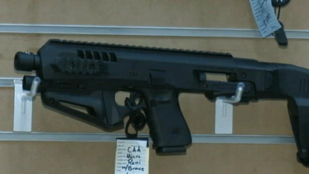 ¿Qué tan fácil es comprar una AR-15 en NJ?